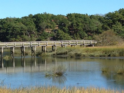 Wellfleet Cape Cod vacation rental - Walk to town: galleries, playground, restaurants, Uncle Tim's!