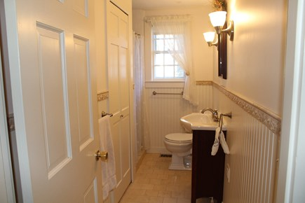 West Harwich Cape Cod vacation rental - Guest bathroom