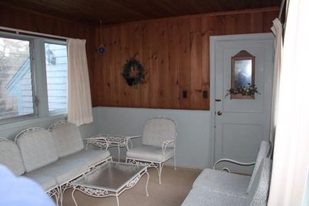 West Harwich Cape Cod vacation rental - Breezeway (porch)