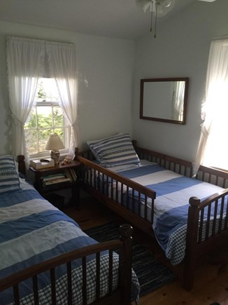 Pocasset Pocasset vacation rental - Bedroom #3 with twin beds or bunks
