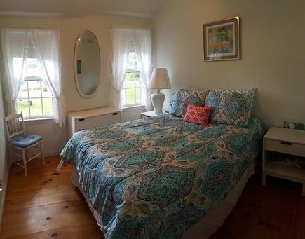 Pocasset Pocasset vacation rental - Bedroom #1 with full bed