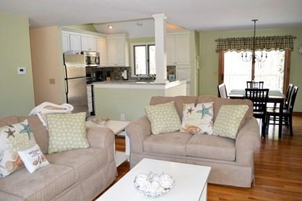 Dennis Cape Cod vacation rental - Open Concept floor plan