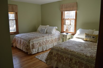 Dennis Cape Cod vacation rental - Bedroom #2 with 2- Full beds