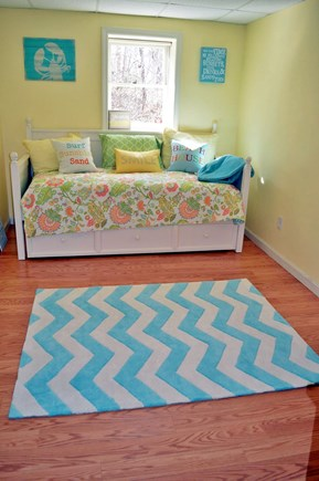 Dennis Cape Cod vacation rental - Bedroom #5 Day Bed with Trundle