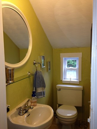 North Falmouth Cape Cod vacation rental - Half Bath