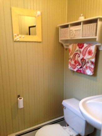 North Falmouth Cape Cod vacation rental - Bathroom 1st Floor