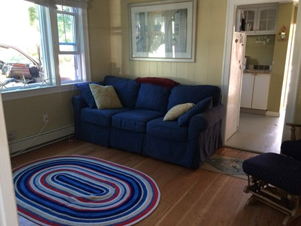 North Falmouth Cape Cod vacation rental - Living Room Main