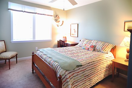 Dennis Cape Cod vacation rental - Second Floor Bedroom #5 w/ full bed