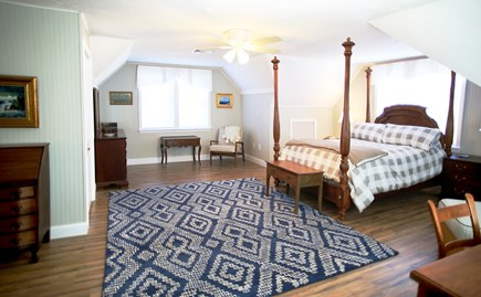 Dennis Cape Cod vacation rental - Second Floor Master Suite #2 w/ Queen & private bath