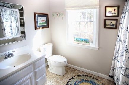 Dennis Cape Cod vacation rental - Shared Full Bath, Second Floor