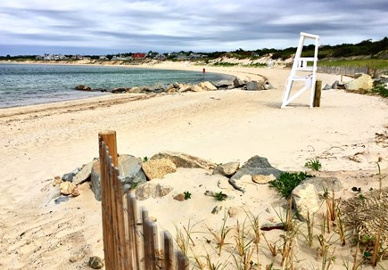 Dennis Cape Cod vacation rental - 4/10 mile to beautiful, family-friendly Corporation Beach