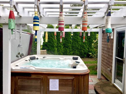 Dennis Cape Cod vacation rental - Large hot tub