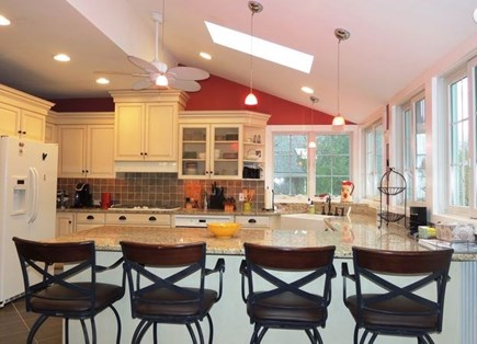 Harwich Port Cape Cod vacation rental - Bright, well-equipped modern kitchen