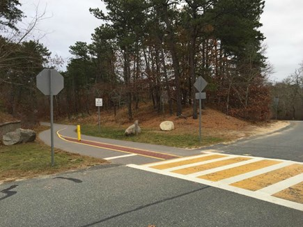 East Brewster Cape Cod vacation rental - CCRT- access at the end of the street.2/10th of a mile