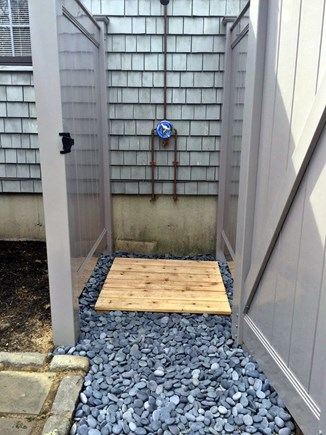 East Brewster Cape Cod vacation rental - Newly Installed Outdoor shower!
