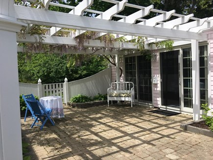 South Yarmouth Cape Cod vacation rental - Patio