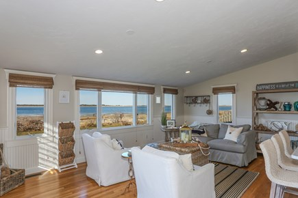 Barnstable Cape Cod vacation rental - One of the Living Room's