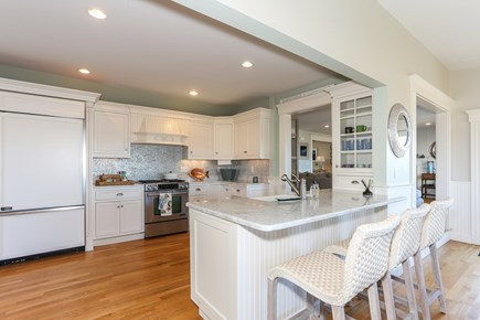 Barnstable Cape Cod vacation rental - Open Kitchen