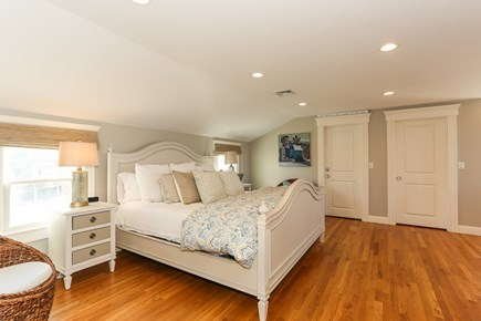 Barnstable Cape Cod vacation rental - Master Suite on the Second Floor  with Ocean Views
