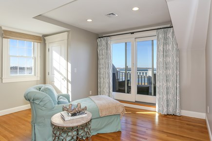 Barnstable Cape Cod vacation rental - Quiet Time with Balcony Over-Looking the Ocean in Master