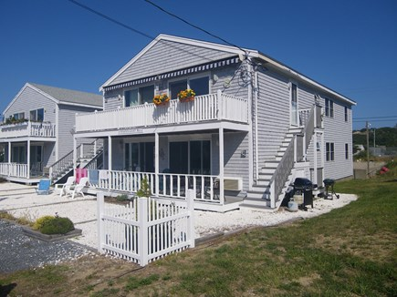 Provincetown--Beach Point Cape Cod vacation rental - Lower unit right