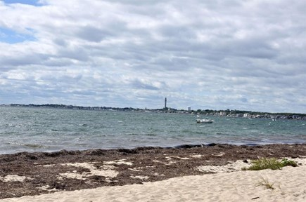 Provincetown Cape Cod vacation rental - Provincetown from beach