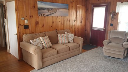 Brewster Cape Cod vacation rental - Living room entrance