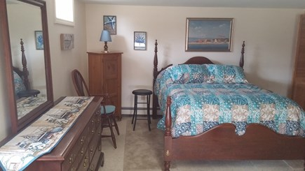 Brewster Cape Cod vacation rental - Combo bedroom full size facing west