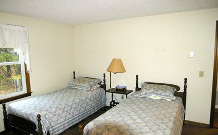 Eastham Cape Cod vacation rental - Twin room first floor