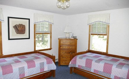 Eastham Cape Cod vacation rental - Bedroom with trundle beds