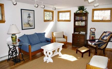 Eastham Cape Cod vacation rental - Loft sitting area