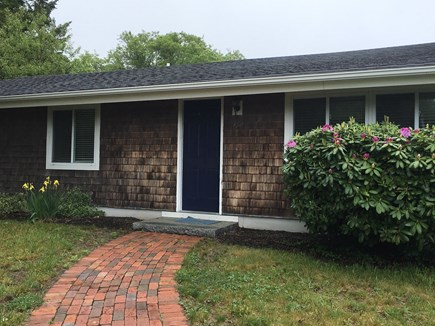 East Dennis Sesuit Neck Cape Cod vacation rental - Front of house