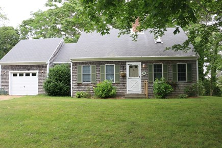 Eastham Cape Cod vacation rental - 4 Bedroom, 2 Full Bath on grassy lawn