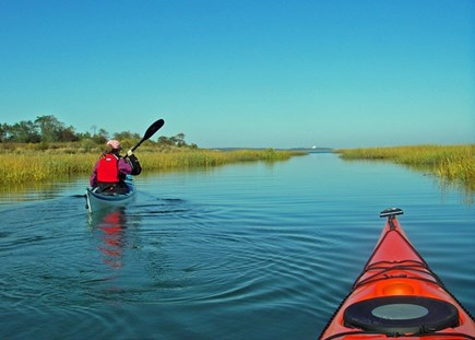 Eastham Cape Cod vacation rental - Near great kayaking and canoeing on Nauset Marsh