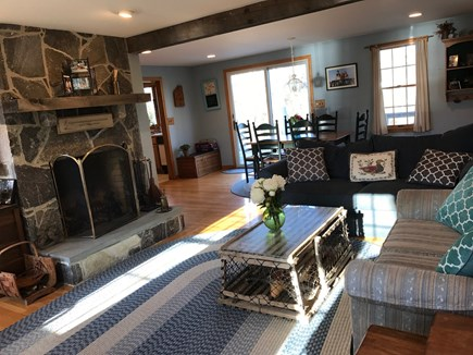 Eastham Cape Cod vacation rental - Large Open Living Area