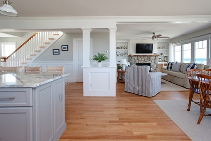 Sandwich Cape Cod vacation rental - Wide View of Downstairs