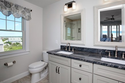Sandwich Cape Cod vacation rental - Master Bathroom