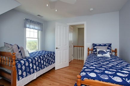 Sandwich Cape Cod vacation rental - Road Side Bedroom with 2 twins