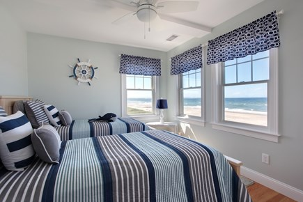 Sandwich Cape Cod vacation rental - Ocean Side Bedroom with 2 twins