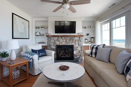 Sandwich Cape Cod vacation rental - Family Room