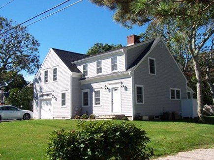 Harwichport Cape Cod vacation rental - Front of Residence