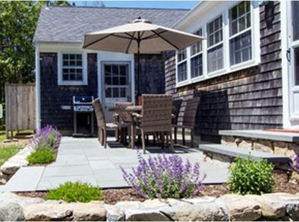 Harwich Cape Cod vacation rental - Patio for relaxing