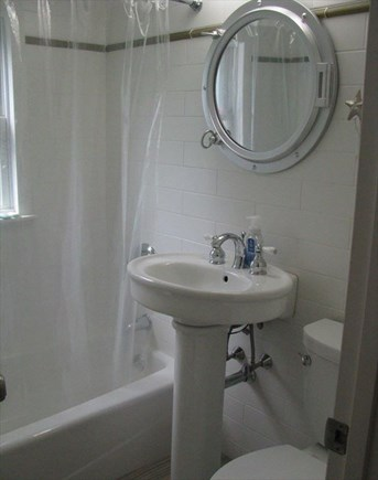 East Falmouth Cape Cod vacation rental - Bath