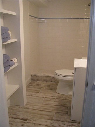 East Falmouth Cape Cod vacation rental - Bath
