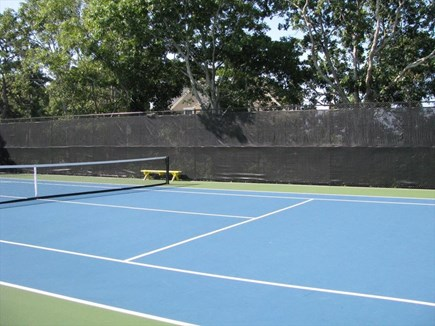 East Falmouth Cape Cod vacation rental - Association Tennis