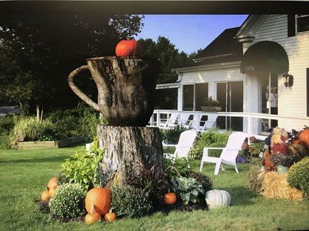 Bourne Cape Cod vacation rental - Cafe close by