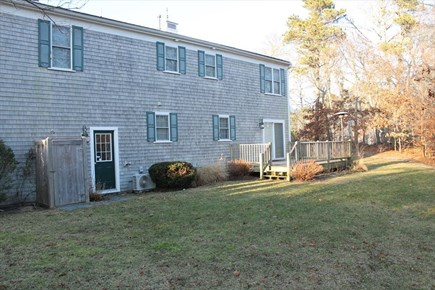 Harwich Cape Cod vacation rental - Back of home