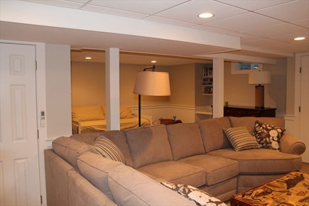 Harwich Cape Cod vacation rental - Living room