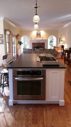 Marstons Mills Marstons Mills vacation rental - Kitchen to Living Area