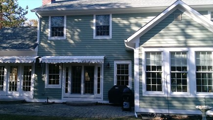 Marstons Mills Marstons Mills vacation rental - Back of house